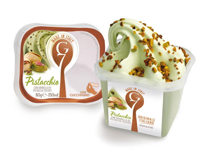 Monodose pistacchio