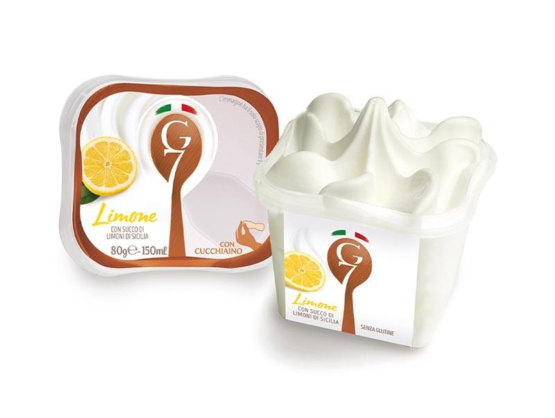 Monodose limone